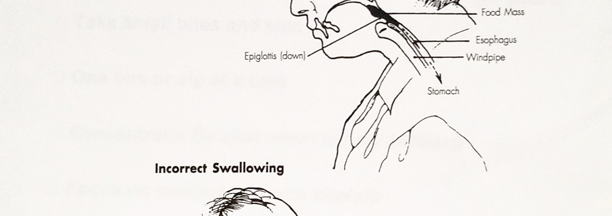 swallowing heads