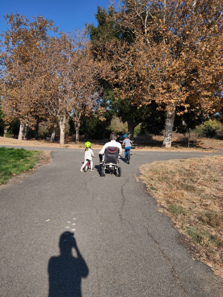 ride in rotary park